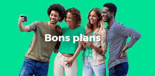 bons plans red