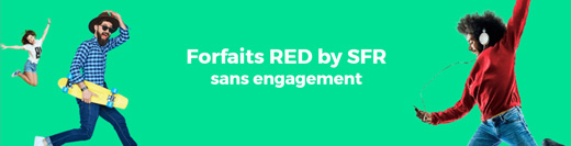 forfaits red sfr